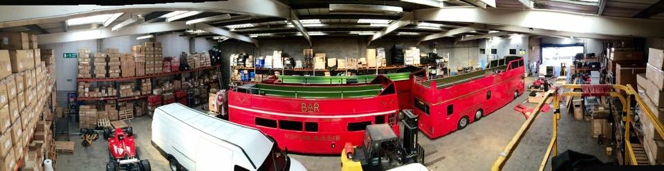 Procar HQ panoramic