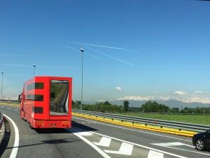 Turin road trip